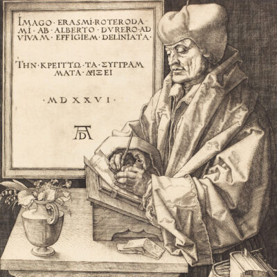 Ep. 12: Erasmus on fear, plague and prudence